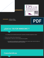 Ds for Windows Requerimientos