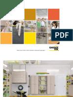 GarageTek Brochure