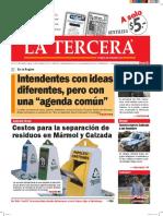 Diario La Tercera 22.06.2016