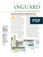 Vanguard Newsletter, Fall 2009 ~ Leadership Institute for Ecology and the Economy