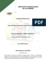 3er Reporte Par t,Unidad Uno