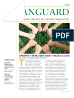 Vanguard Newsletter, Spring 2009 ~ Leadership Institute for Ecology and the Economy