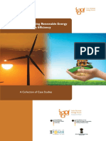 A Collection of Case Studies on Applications Integrating Renewable Energy and Energy Efficiency Technologies