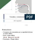 Vocales Del Español