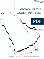 Geology of Bahrain