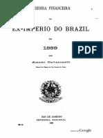 Amaro Cavalcantti - Resenha Financeira Do Ex-império Do Brazil