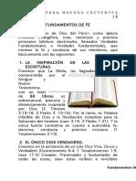 De La Declaracion de Fe Adp 2