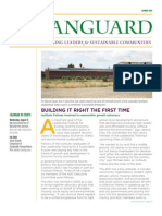 Vanguard Newsletter, Summer 2008 ~ Leadership Institute for Ecology and the Economy