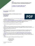 5.Ordin 15 Din 2006 Suspendare Temporara Autorizatii, Retragere Avize