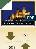 the secret history of methods edit  1