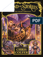 The Land of Stories 5: An Author's Odyssey by Chris Colfer (excerpt)