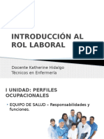 introduccion al rol laboral clase 03 04