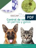 Control de Vermes en Perros y Gatos-Guía ESCCAP2014