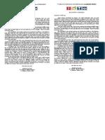 Carta Pastores