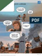 historia biblica samuel decide servir a jehova