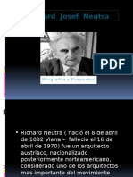 Richard j. Neutra