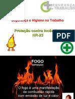 NR 23 - Incendios