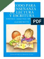 metodo matte libro lectura.pdf