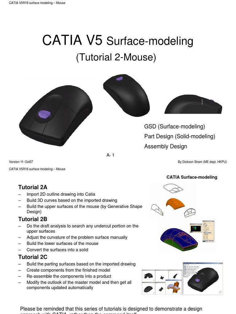 Full download catia v5-6r2015 basics: sketcher workbench, part modeli….