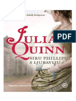 Julia Quinn - Siru Phillipu s Ljubavlju