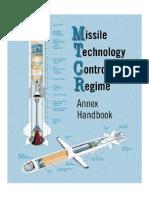 Missile Technology Control Regime - Handbook