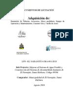 Licitacion Publica Nacional Lpn El Naranjito Oba 001 2010