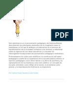 Educadores Latinoamericanos » Gabriela Mistral Por Camila Perez Navarro e Iván Nuñez 2