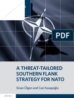 A Threat-Based Strategy for NATO's Southern Flank