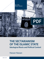 The Sectarianism of the Islamic State