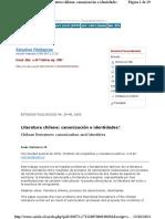 Carrasco, Ivan_Literatura Chilena Canonizacion e Identidades