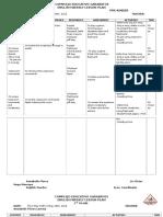 planificacion inglés  primaria