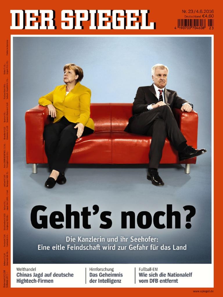 Der Spiegel 23 2016