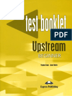Upstream elementary a2 students book2pdf upstream beginner test booklet fandeluxe Images