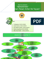Canvas Business Model Jasa Delivery makanan