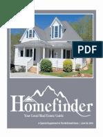 McDowell Homefinder July 2016