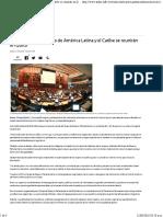 31-05-16 Mujeres Parlamentarias de América Latina y El Caribe Se Reunirán en Quito - ANDES
