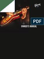 Robot Guitar Manual