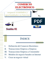 Sesion 01 - Comercio Electronico