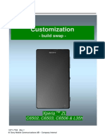 Sony C6502 C6503 C6506 L35h Xperia ZL ZQ Customization Rev1