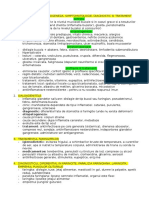 Patologie Medicala Sem 1