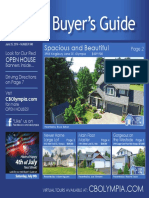 Coldwell Banker Olympia Real Estate Buyers Guide June 25th 2016