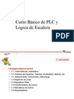 Conceptos Basicos de PLC y Logica de Escalera