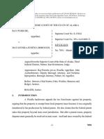 Pursche v. Matanuska-Susitna Borough, Alaska (2016)