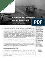 122424501 Garcia Boll CA Ene 2007 a 25 Anos de La Guerra Del Atlantico Sur Boletin Del Centro Naval No 816