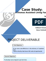 Case Study PM St Dismas