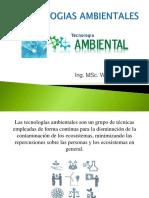 Tecnologías Ambientales WC ASI