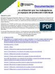para la utilización por los trabajadores en el trabajo de equipos de protección individual.pdf