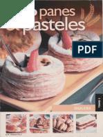 Todo Panes y Pasteles Tomo 2