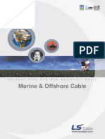 LS Offshore&Marine Cable(NEK606)