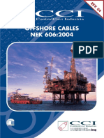 offshore cables